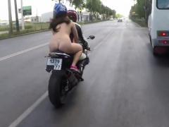 Public Car Sex Outdoor By Amateur Couple