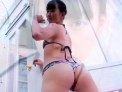 aoi kojima jav slut debut gravure star teases in the shower