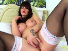 British hot MILF Toni Lace
