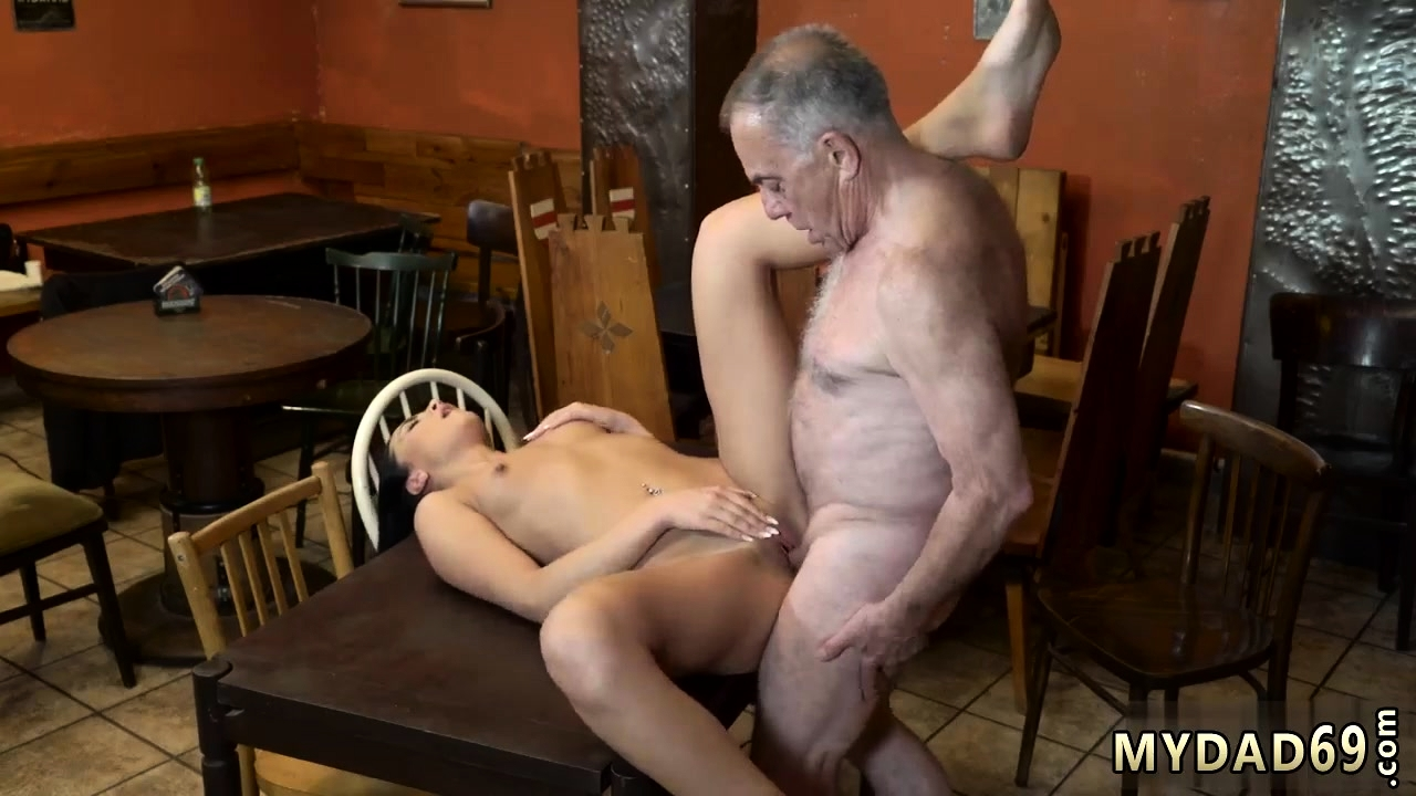 First Time Anal Old Man