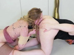 Wicked Girl Is Brought In Anal Asylum For Awkward Therapy90m