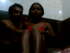 12min Desi College Couple