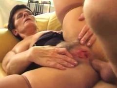 granny ibolia anal