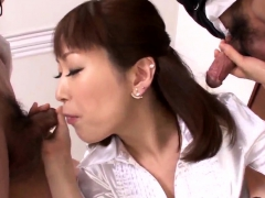 Office Babe,nonoka Kaede, Senu - More At Slurpjp.com