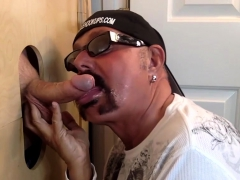 First Time Trying My Gloryhole