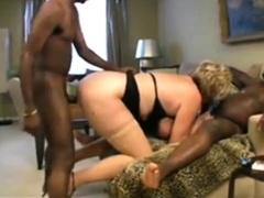 Older Woman Needs Two Black Friends