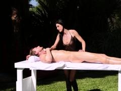 Sex Therapist Gets Cream