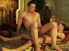Vadim is raiding johnnys cute anal bareback fuck