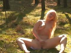 Pissing In The Forrest