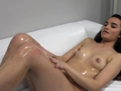 Hot Pornstar Casting With Cum In Mouth