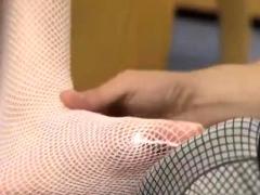 Nylon Seamed Foot Fetish Pt2 Porn Video