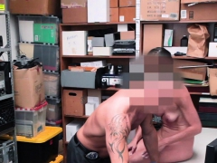 Shoplyfter - Strip Search Leads To Sex