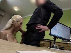 loan4k. nice model in lingerie accepts sex for cash in…