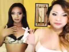 Playfull And Hot Shemale Couple Venture Into Hot Sex