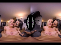 Maturereality Vr - Jordan Pryce And Her Niece