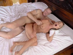 Sweet Teen Gina Gerson Gets Pounded Hard By Her Hung Lover