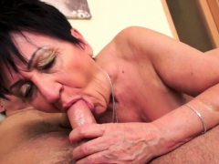 chubby euro granny pussylicked and slammed granny sex movies