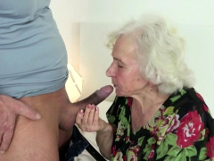 german orderly caught granny masturbate and help with fuck PornBookPro