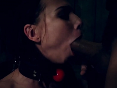 london rivers bondage and mistress rides slave face first PornBookPro