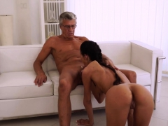 Mature rubs pussy talks dirty And than she gulped his