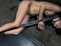Stuffing Pretty Cutie With Hard Toy New Porn