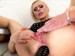 Milf Brittany Lawrence Raw Threesome Sex