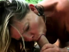 delicious milf prefers young fat cock inside her ass