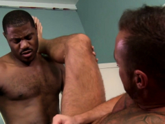 Hunks Ass Rammed With Bbc