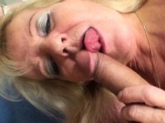 old-blonde-mother-in-white-stockings-rides-his-big-cock