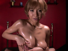 oiled up woman sumire matsu blows cock in – more at سكس محارم HD