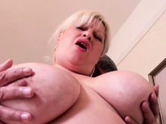 old-busty-big-wife-fucked-and-bottled-by-partygoer