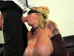 PASCALSSUBSLUTS – Shannon Boobs gagged before rough anal