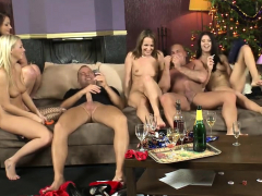 The Sex game Fucking Before Christmas episode