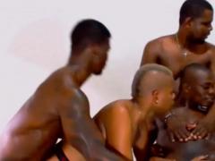 Svart gay orgys