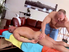 Euro daddy irrumation sex with massage