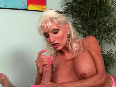 granny-blowjob-challenge-sally-tortures-his-big-cock