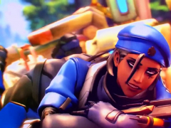 Horny big boobs Overwatch heroes drilled deeply
