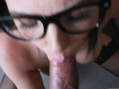 Danica Dillon Stepmother Pornstar With Glasses
