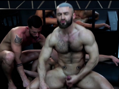 francois-sagat-and-paddy-obrian-and-sunny-colucci