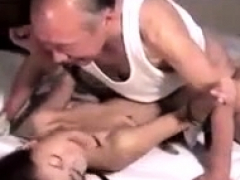 Young Hostel shower 19 year old
