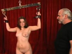 Non-professional thraldom xxx vagina play with rough toys
