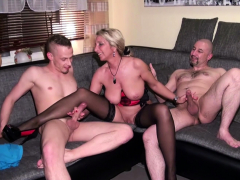 husband-share-his-german-wife-jenny-with-friend-in-3some