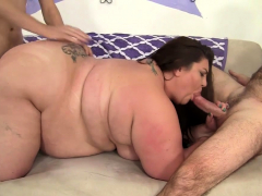 bbw bella bendz lets them use every hole