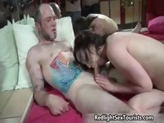 Horny Dutch Prostitute Fucking A Lucky Part4