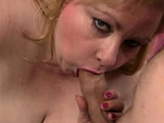 Street hooker screws big tits plumper