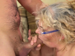 grannys-mouth-drips-cum