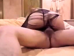 Perfect female ass fucked