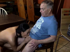 Daddy4k. Old Man Gets Hypno By The Look