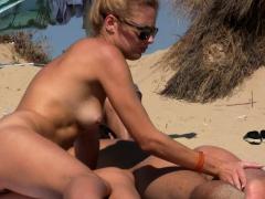 Hot Nudist Beach MILFs Voyeur Amateurs Compilation Video