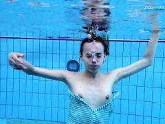 Anna Netrebko super hot underwater hairy babe